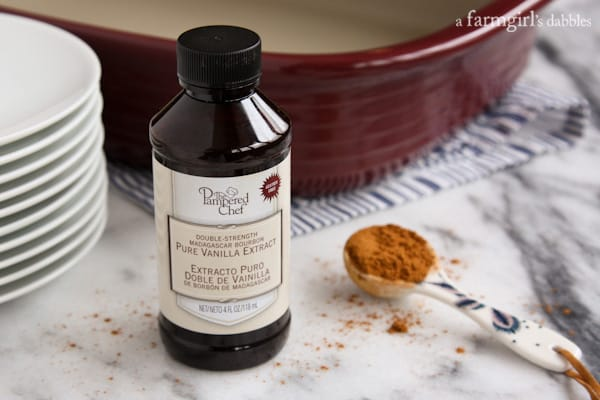 pampered chef pure vanilla extract