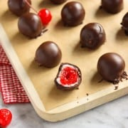 Patsys Chocolate Covered Cherry Cordials