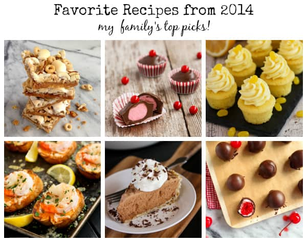 favorite recipes from 2014, my family's top picks! - afarmgirlsdabbles.com #farmgirlfaves