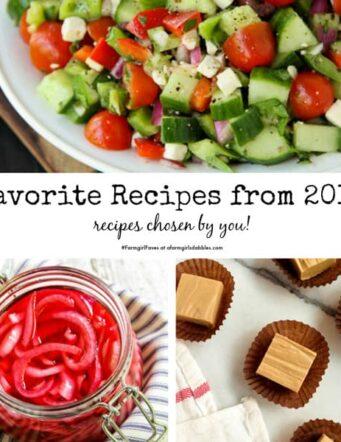 reader favorite recipes from 2014