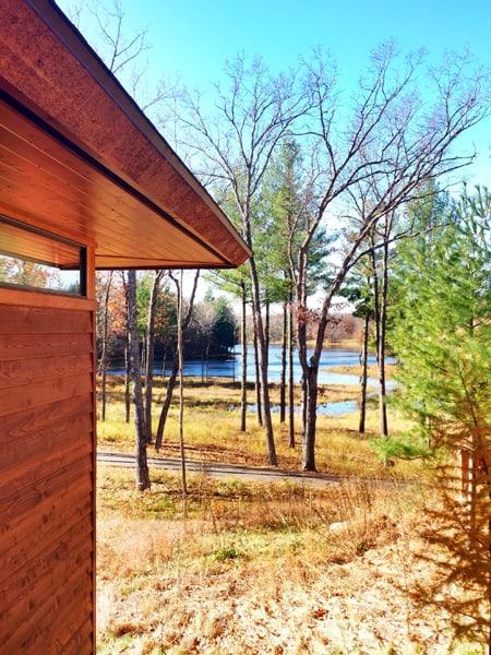 Canoe Bay ● Chetek, Wisconsin ● afarmgirlsdabbles.com