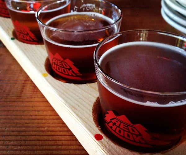 Red Hook Brewery in Woodinville, WA - afarmgirlsdabbles.com #afdtravel #seattle