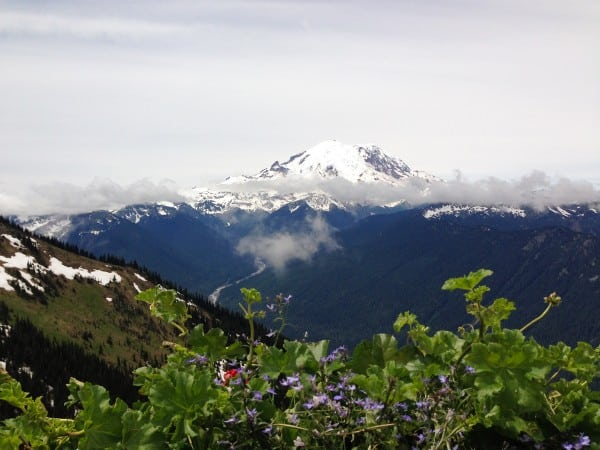 Mount Rainier National Park - afarmgirlsdabbles.com #afdtravel #seattle