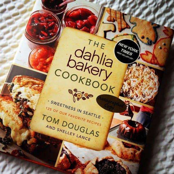 The Dahlia Bakery cookbook by Tom Douglas