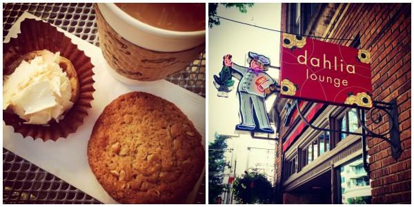 Dahlia Bakery and Dahlia Lounge