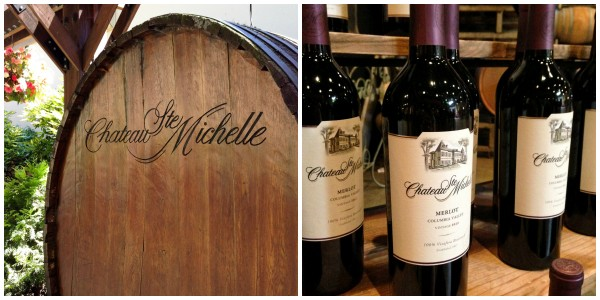 Chateau Ste Michelle in Woodinville, WA - afarmgirlsdabbles.com #afdtravel #seattle