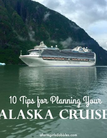 pinterest image of 10 Tips for Planning Your Alaska Cruise