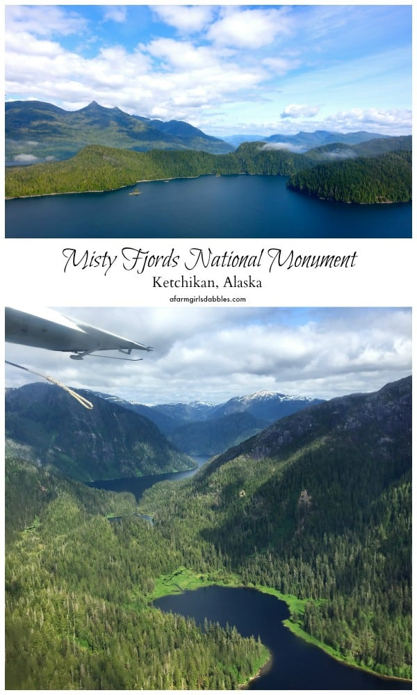 Misty Fjords National Monument - Ketchikan, Alaska - afarmgirlsdabbles.com #AFDtravel