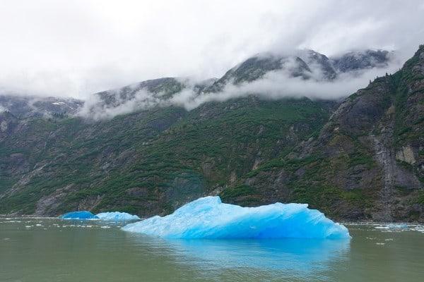 Tracy Arm Fjord - Alaska - afarmgirlsdabbles.com #AFDtravel