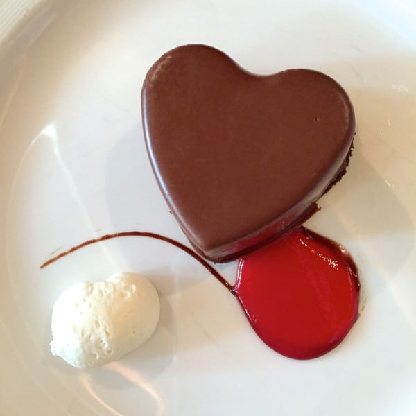 Love Boat Dream Dessert from Princess Cruises
