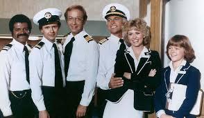 The Love Boat crew