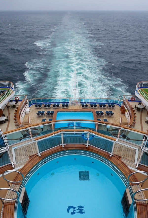Ruby Princess - from afarmgirlsdabbles.com #AFDtravel #comebacknew