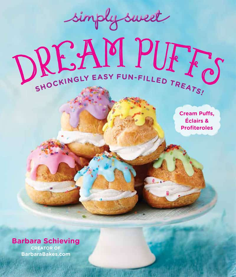 Simply Sweet Dream Puffs by Barbara Schieving