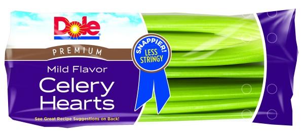 Dole Premium Celery Hearts