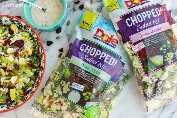 Dole Chopped Salad Kits