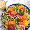 Citrus Salad with Orange Poppy Seed Dressing