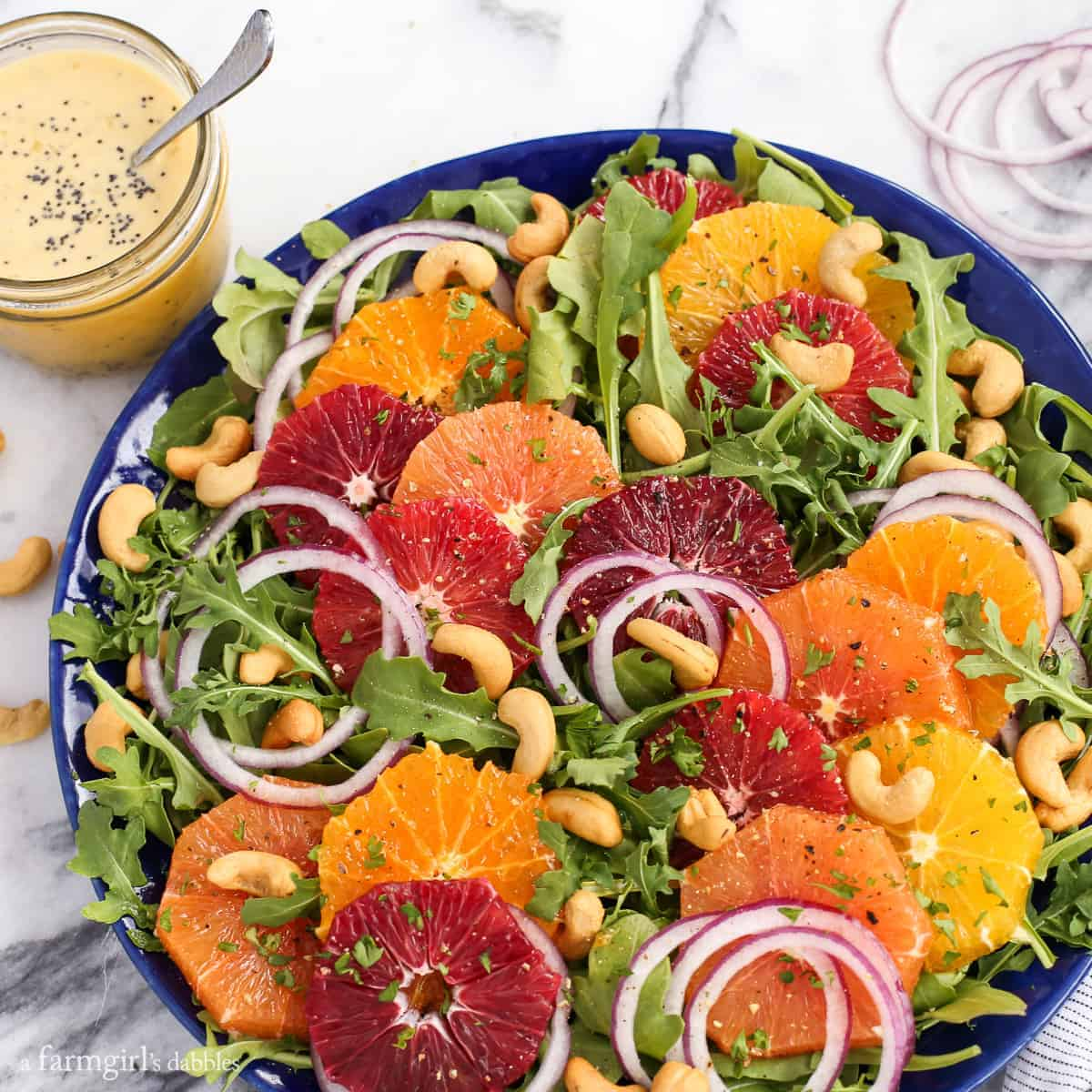 posted in Fruits , Salads & Dressings , Side Dishes , Vegetables