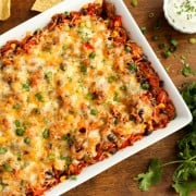Cheesy-Beef-and-Sweet-Potato-Taco-Casserole_AFarmgirlsDabbles_AFD-5