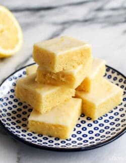 Lemon heaven bars