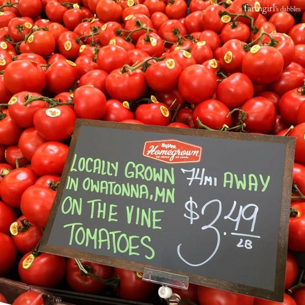 Bushel Boy Tomatoes from afarmgirlsdabbles.com