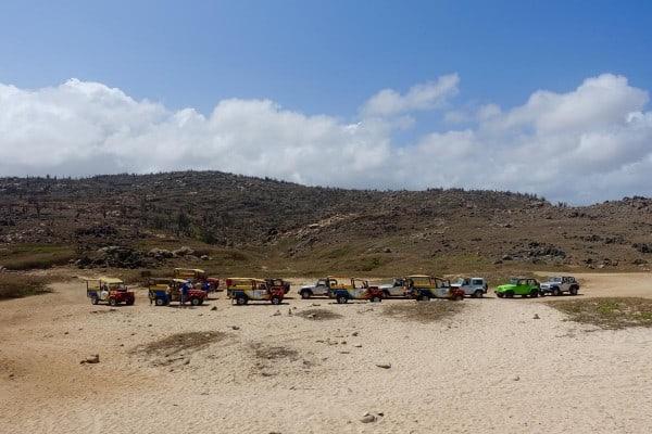 Aruba Island Tour from afarmgirlsdabbles.com