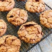 Fudgy-Chocolate-Meringue-Cookies_AFarmgirlsDabbles_AFD-2