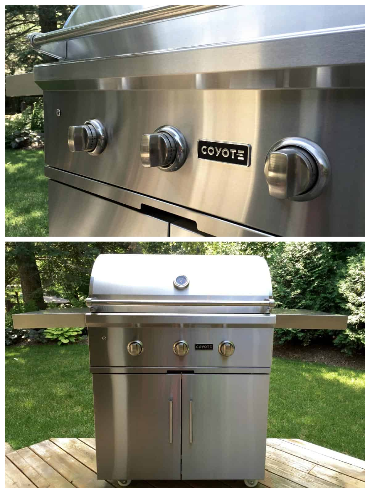 Coyote grill from Ferguson Bath, Kitchen & Lighting Gallery