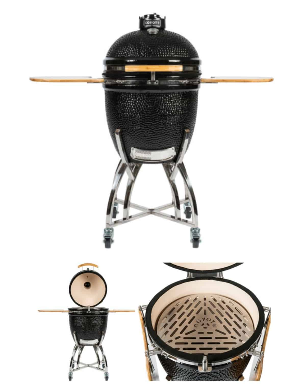 Coyote Asado Smoker from Ferguson Bath, Kitchen & Lighting Gallery