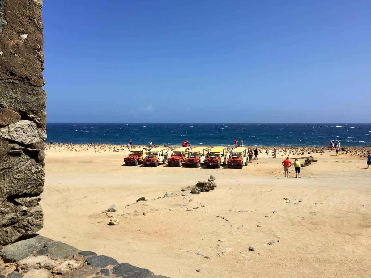 Aruba Island Tour (Bushiribana Gold Mill) from afarmgirlsdabbles.com