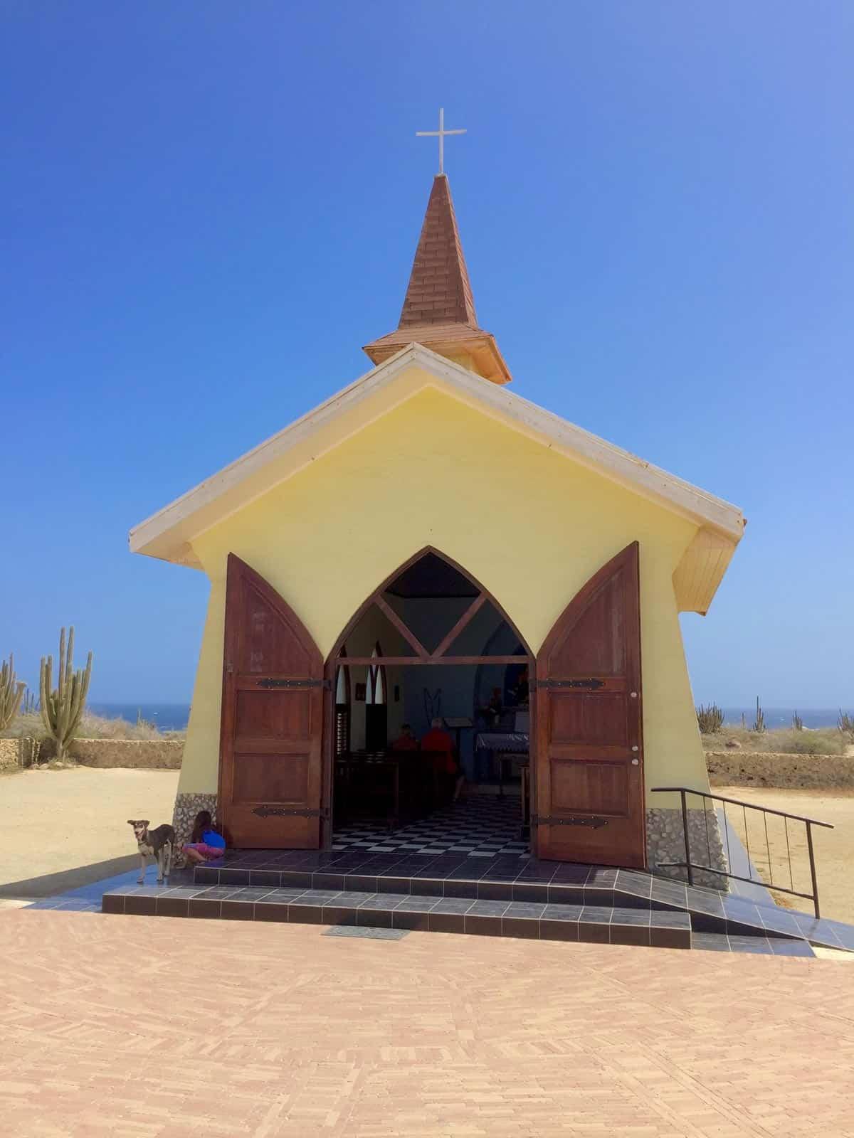 Aruba Island Tour (Alto Vista Chapel) from afarmgirlsdabbles.com