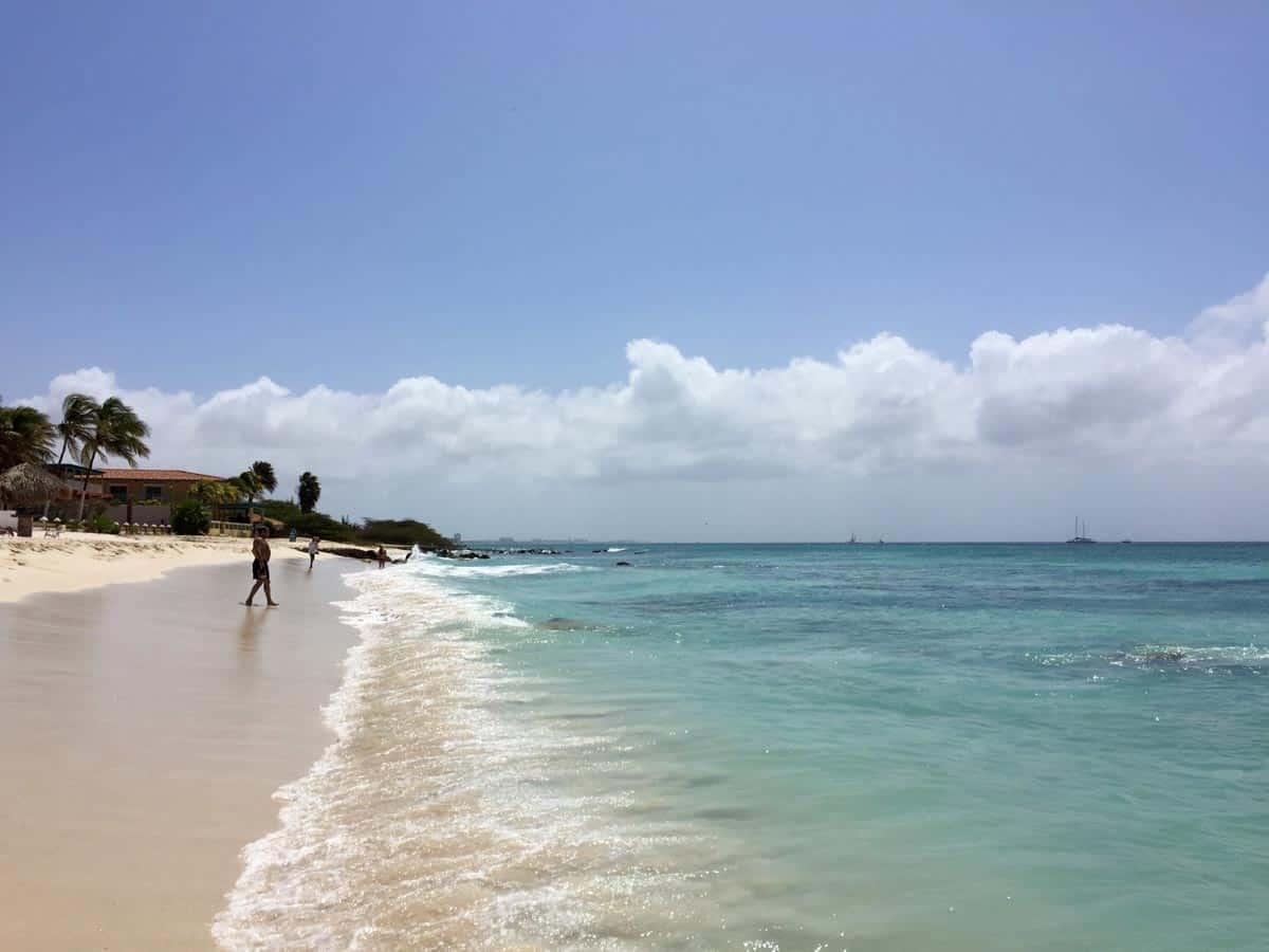 Aruba Island Tour (Arishi Beach) from afarmgirlsdabbles.com