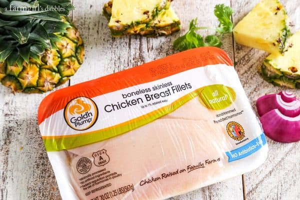 gold'n plump chicken breast fillets