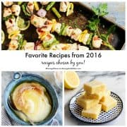 2016 favorite recipes chosen by the readers