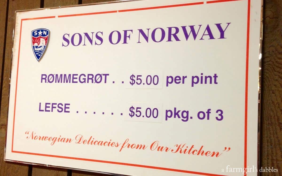 Sons of Norway in Fargo, ND from afarmgirlsdabbles.com