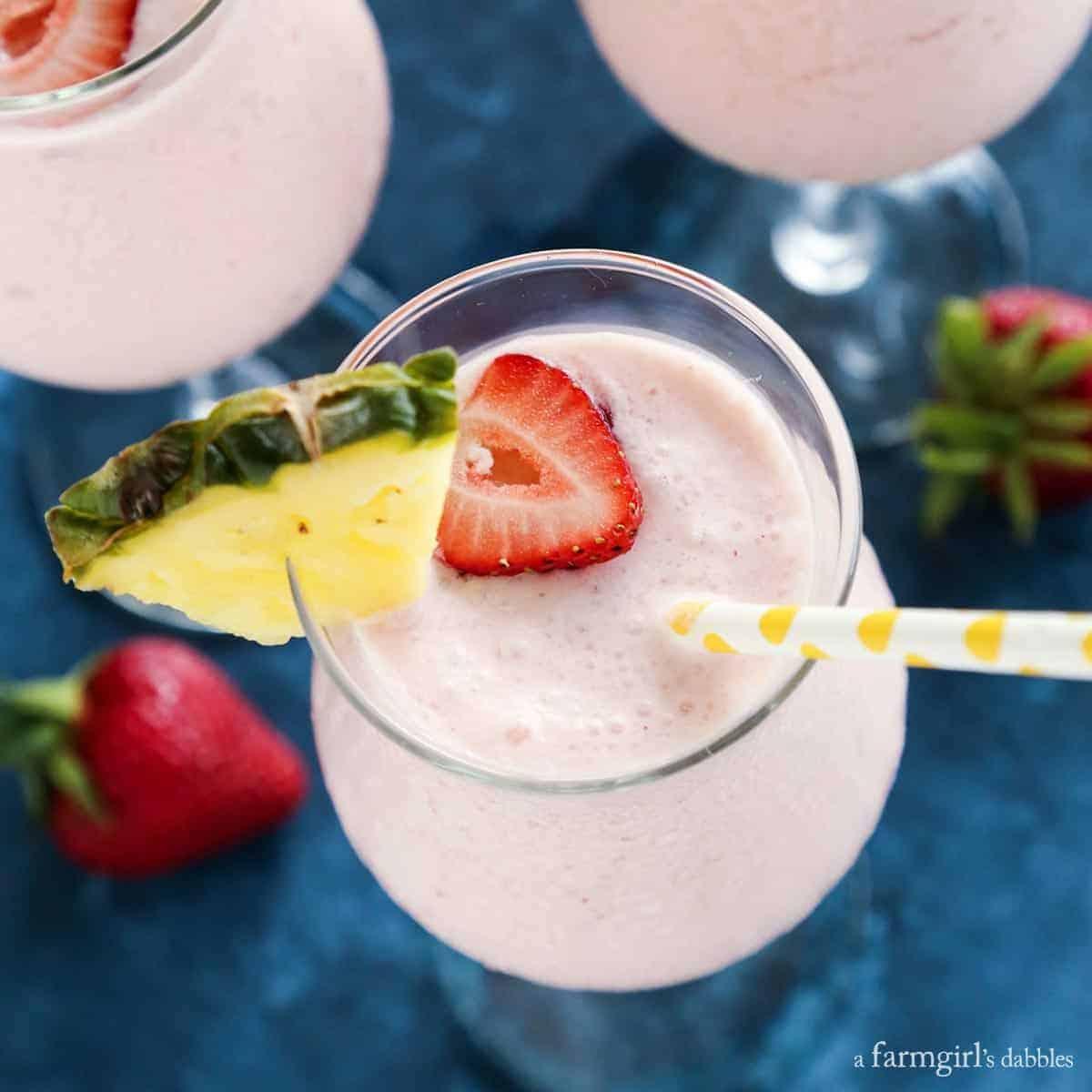 Pink Panther Mocktail