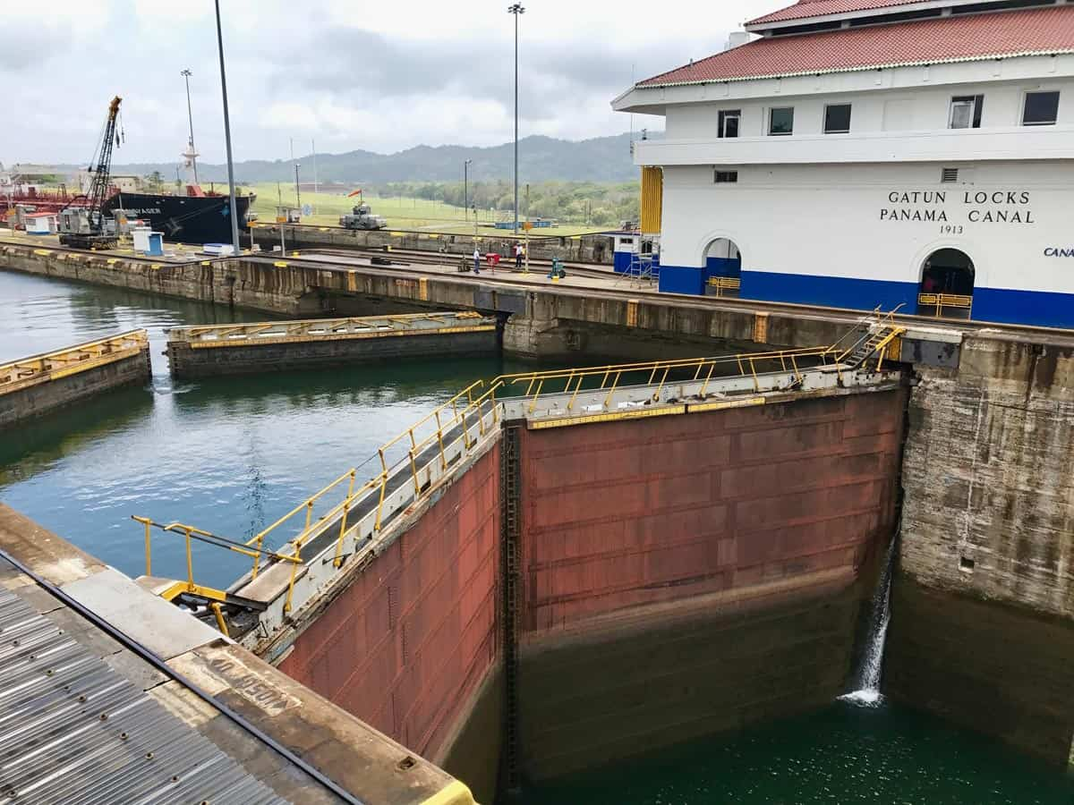 an analysis of reasons for and results from the panama canal The panama canal was it was proposed that a tidal lock should be constructed at panama to preserve the reasons behind the french failing to complete.