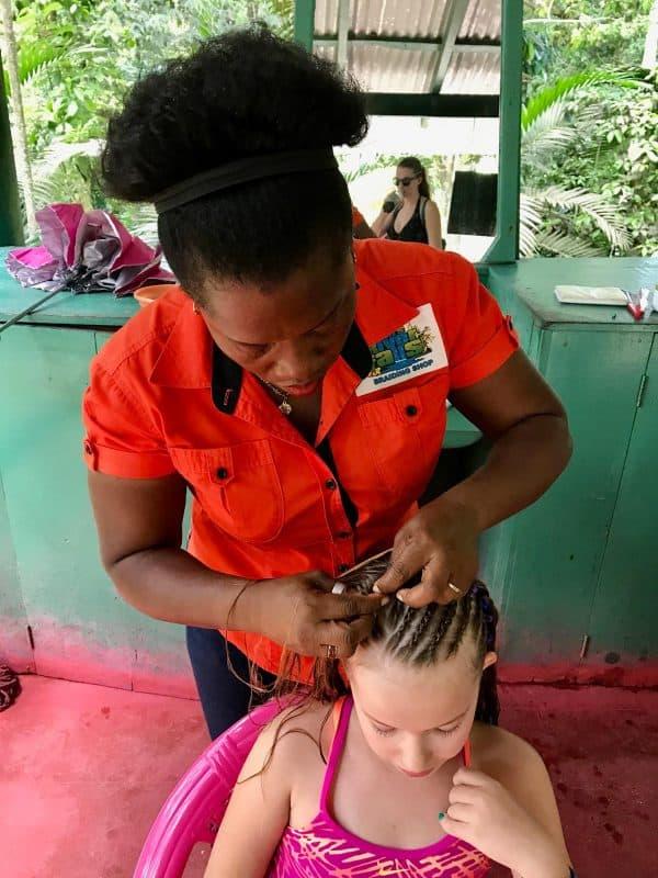 hair braiding in jamaica