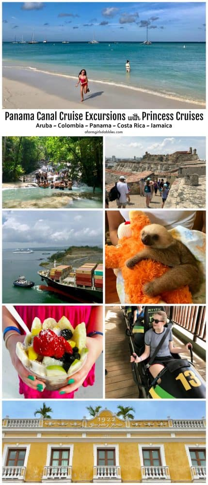 Panama Canal Cruise Excursions with Princess Cruises
