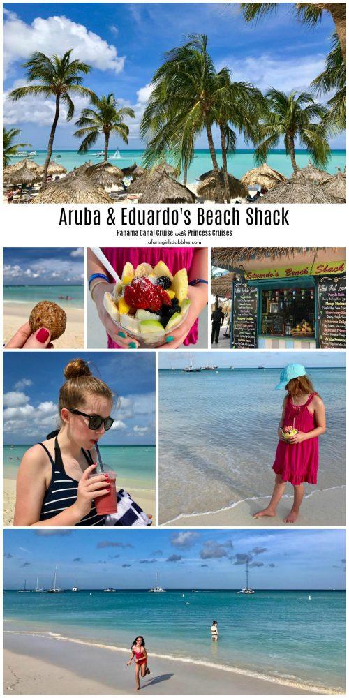 Aruba & Eduardo's Beach Shack - from afarmgirlsdabbles.com