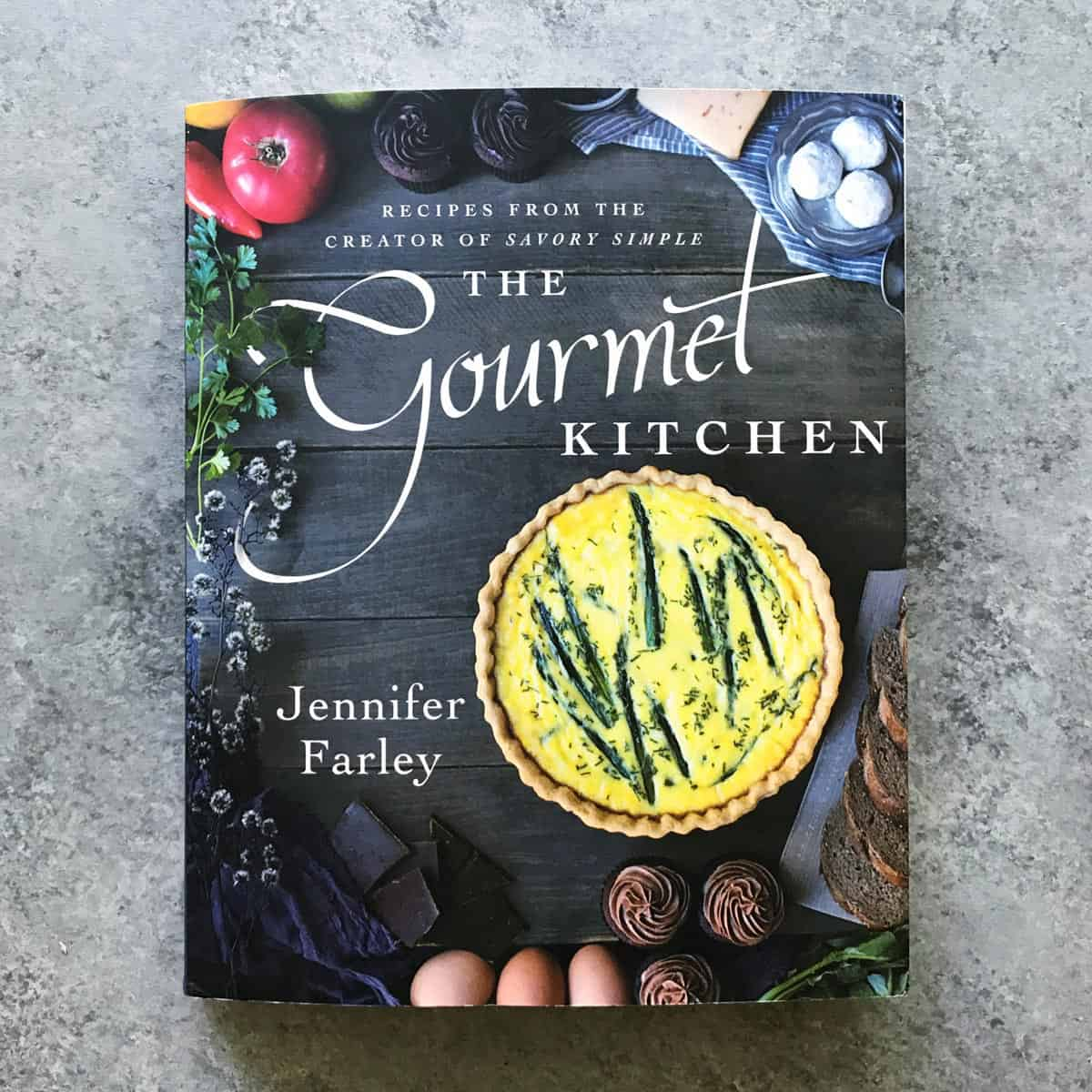 The Gourmet Kitchen by Jennifer Farley of Savory Simple