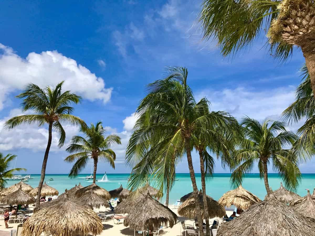 Aruba and Eduardo's Beach Shack - from afarmgirlsdabbles.com