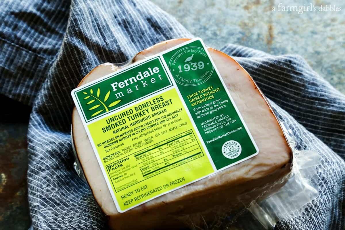 Ferndale Market smoked turkey breast