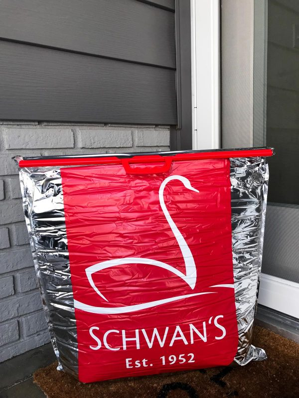 Schwan's bag