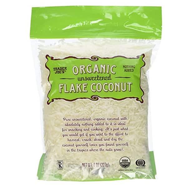 Unsweetened Flake Coconut