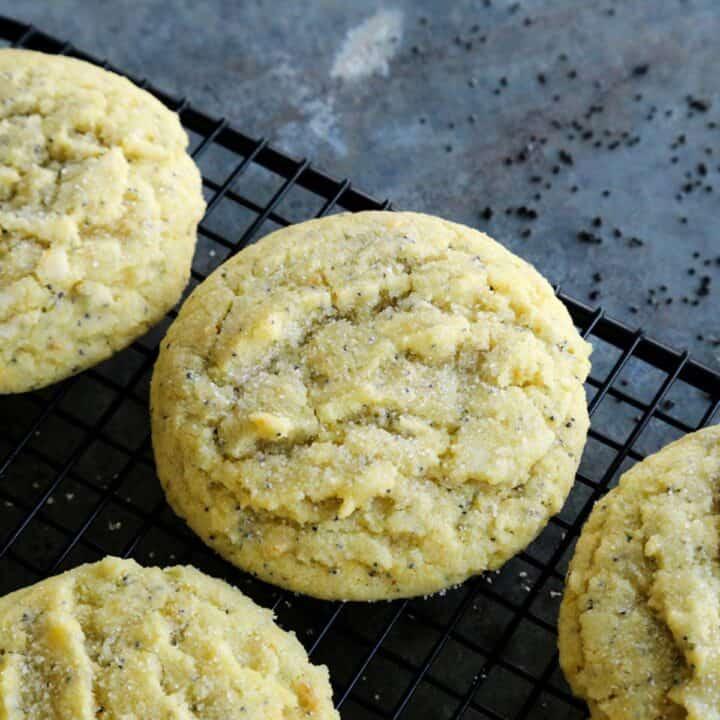 Citrus-Poppy Seed Cookies