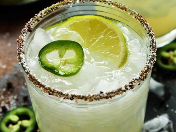 Jalapeno Mezcal Margarita Spicy And Smoky A Farmgirl S Dabbles,Questions To Ask When Buying A House For Sale By Owner