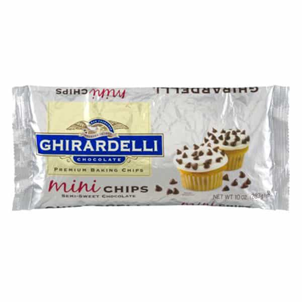 Ghirardelli Mini Chocolate Chips