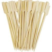 Small Wood Skewers