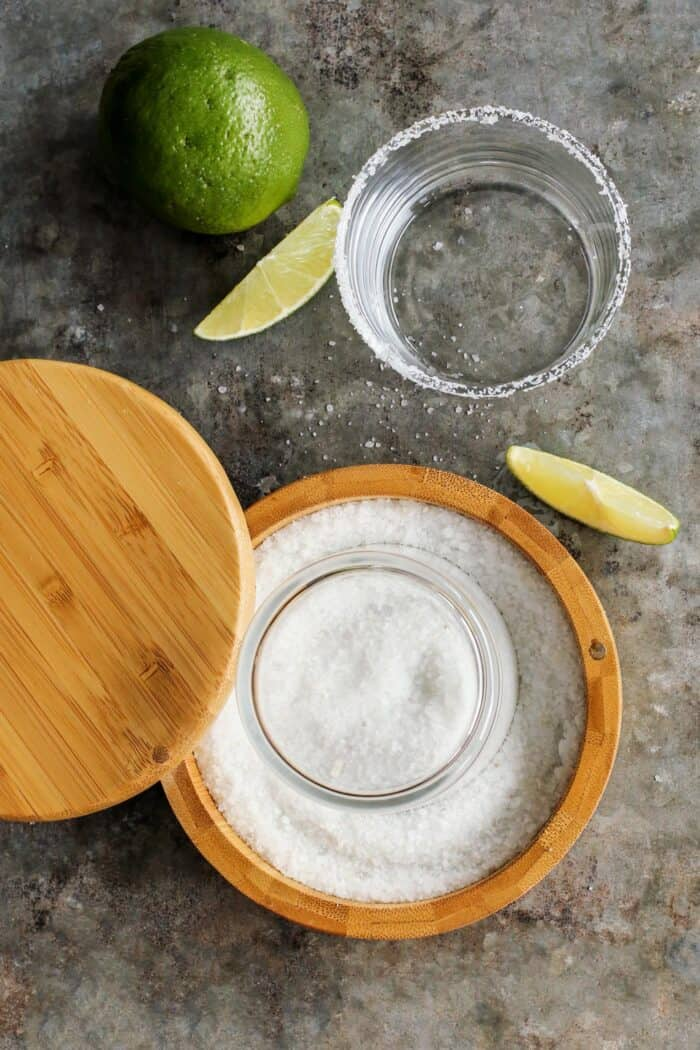 how to make a salted rim