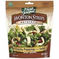 Wonton Strips